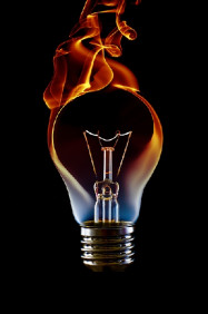 small-business-blogs-Entrepreneur-inventing-fire