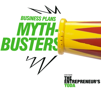 Dispelling business plan myths