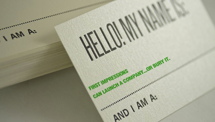 Small business first impression tips