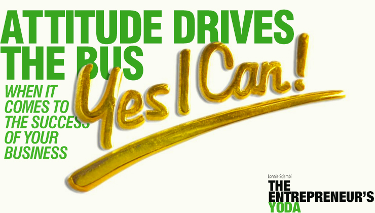 Yes you can attitude
